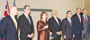 بعد از توافق ژنو، صادرات نفت ایران روند تصاعدی را طی کرد و طی کمتر از شش ماه، به دو برابر افزایش یافت