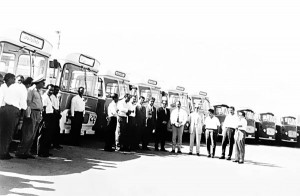 رانندگان شرکت نفت در مسجدسلیمان