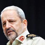 فرمانده نیروی انتظامی گفت: «کجسلیقگی بود که ما را در کنار مفسدان اقتصادی قرار دادند.»