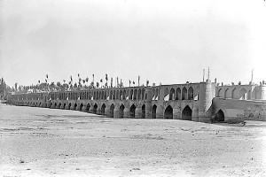 خشکسالی زایندهرود در دوران قاجار