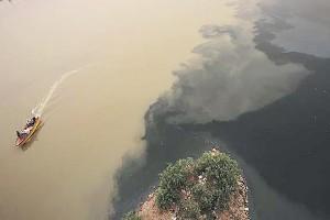 ورود آلایندهها به رودخانه کارون
