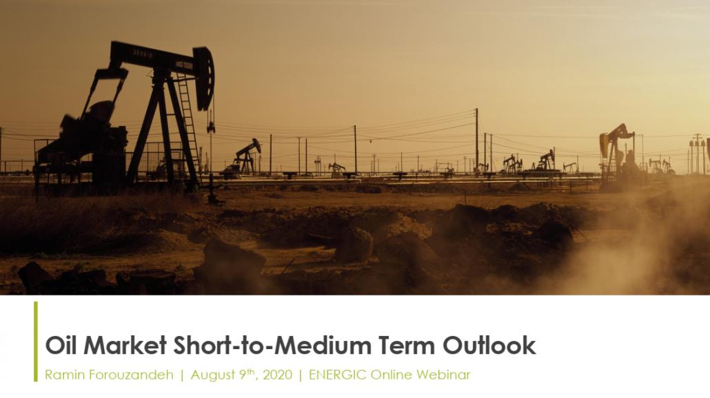 وبینار ENERGIC: چشمانداز بازار نفت