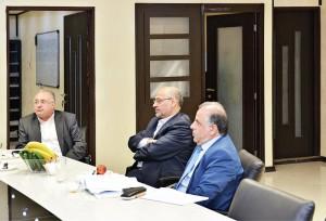 سیروس ناصری، یوسف مولایی و مهدی حسینی در میزگردی دلایل عدم موفقیت مذاکرات وین را بررسی کردند
