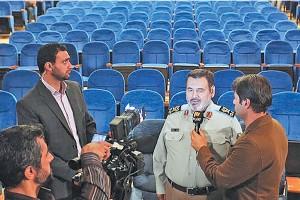 سرلشگر فیروزآبادی سال گذشته در جمع خبرنگاران از حضور نظامیان در اقتصاد گفت.