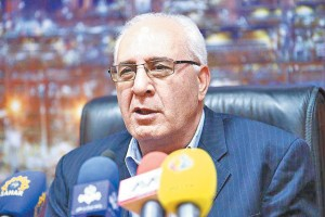 علیاکبر شعبانپور اعلام کرد ایران امسال در تولید سالانه گاز از پارس جنوبی، قطر را پشت سر خواهد گذاشت.
