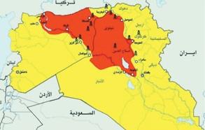 داعش بخش قابلتوجهی از مناطق نفتخیز عراق و سوریه را در دست دارد